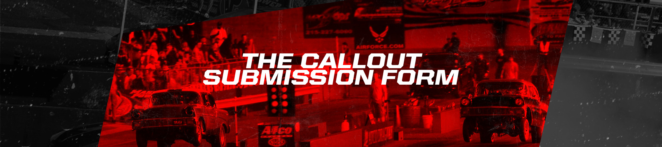 The Call Out Submission Form