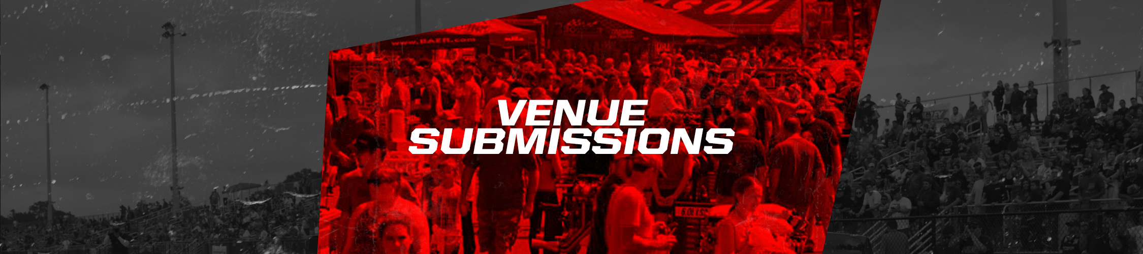Venue Submissions